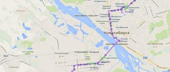 Городской транспорт новосибирска куда жаловаться